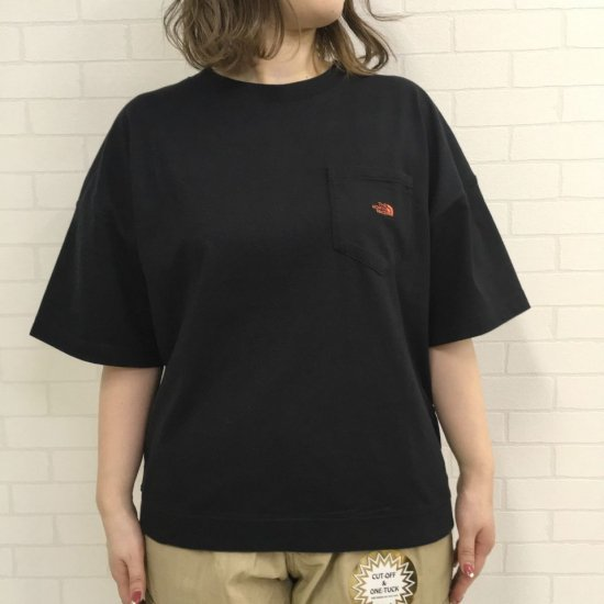 THE NORTH FACE PURPLE LABEL - High Bulky H/S Pocket Tee(NT3112N)正規取扱商品