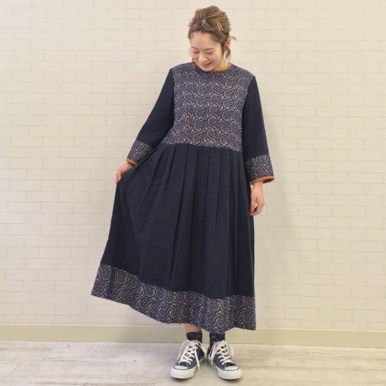 SARAHWEAR - Gauze Embroidery Dress(C71114)