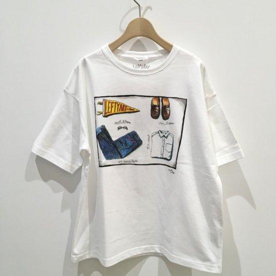 LEFTY ART - BOLD FIT T-SHIRTS(正規取扱商品)