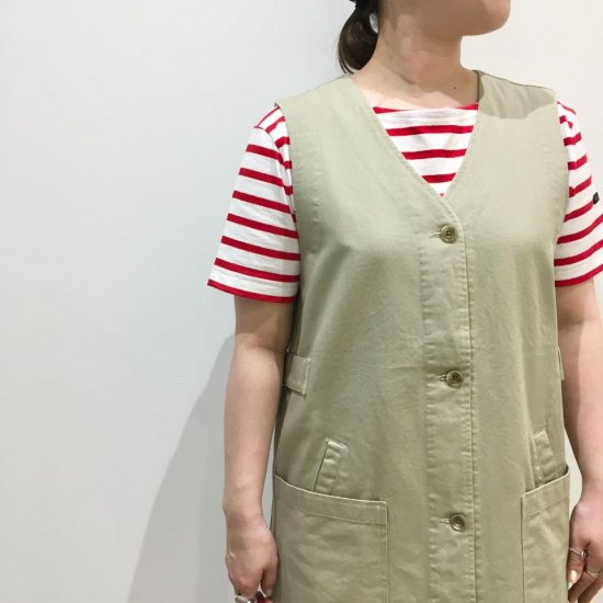 Vincent et Mireille -  2WAY シャンパースカート (VM201CT29612)