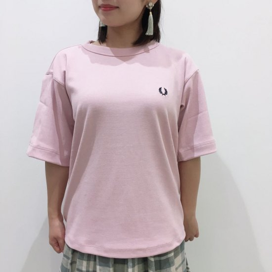 FRED PERRY - TAPED SLEEVE T-SHIRT(F5399)