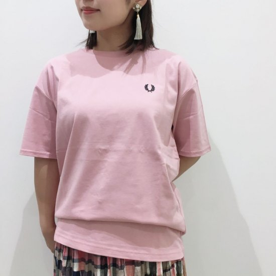 FRED PERRY - CREW NECK T-SHIRT(G1142)