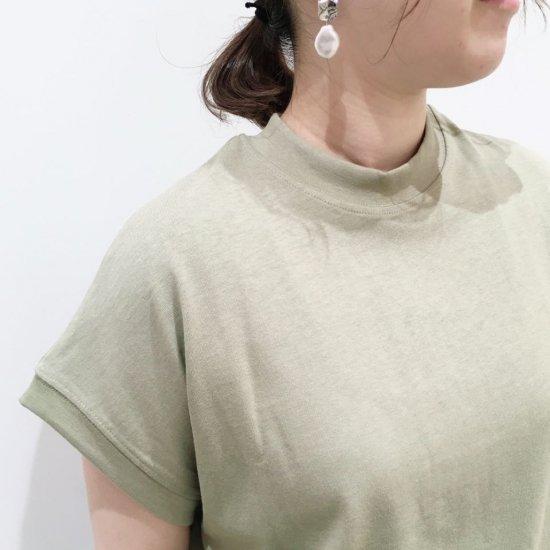 Sheth - ドルマンスリーブ リンガーワイドTシャツ(1111043)