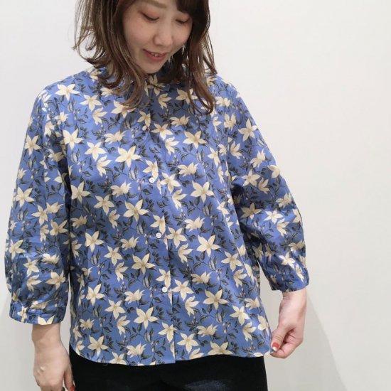SARAHWEAR - Liberty プチカラーシャツ(C52742)