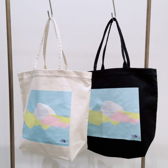 THE NORTH FACE PURPLE LABEL - 65/35 Duck Graphic Tote(NN7153N)正規取扱品