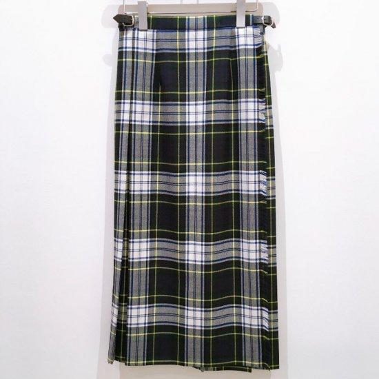 O'neil of Dublin - 両脇ベルト 後プリーツスカート(CH83cm丈)正規取扱商品
