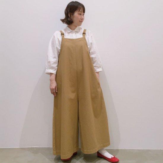 SARAHWEAR - Soft Chino saropetto pants(C16032)