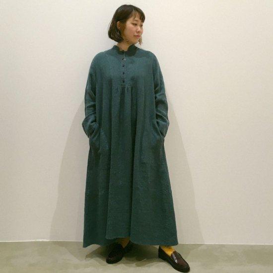 SARAHWEAR - <Tomoyo>リネンウールドレス(C71125)