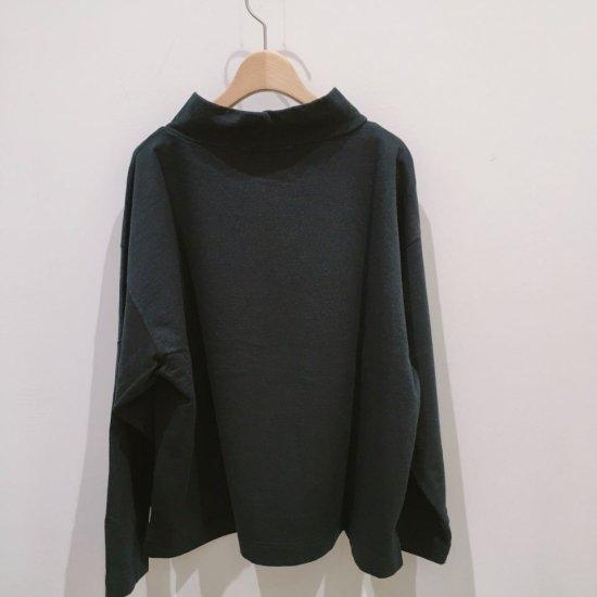 SARAHWEAR - <Natalie>ライトスエットハイネックTシャツ(C91275)