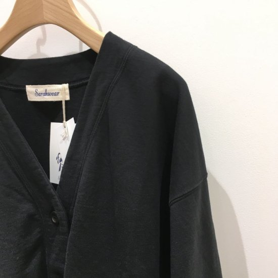 SARAHWEAR - <Kim>ライトスエットカーディガン(C91276)