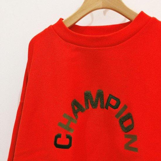 Champion - リバースウィーブ クルーネック スウェットセーター(CW-U008)正規取扱商品
