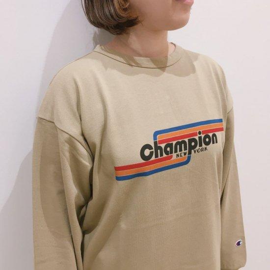 Champion - LONG SLEEVE TSHIRT(CW-U411)正規取扱商品