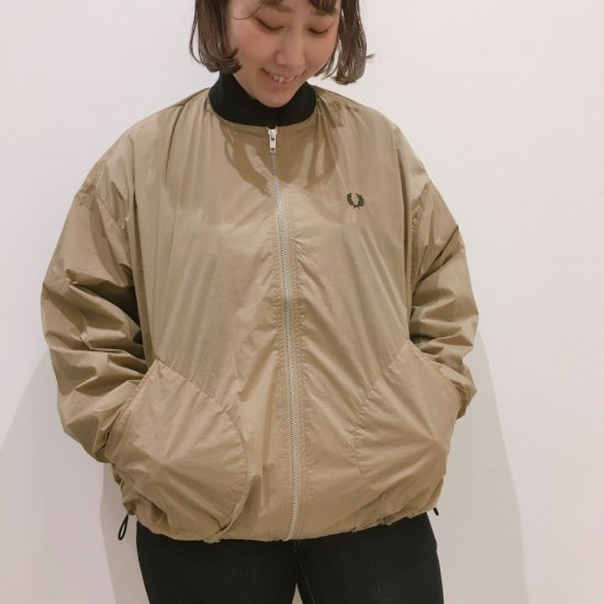 FRED PERRY - LIGHTWEIGHT BOMBER JACKET(F6344)正規取扱商品