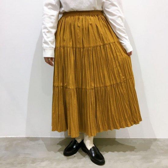 Rockmount - コットンフランネル無地 3段ティアードスカート(rockmount9948)正規取扱商品