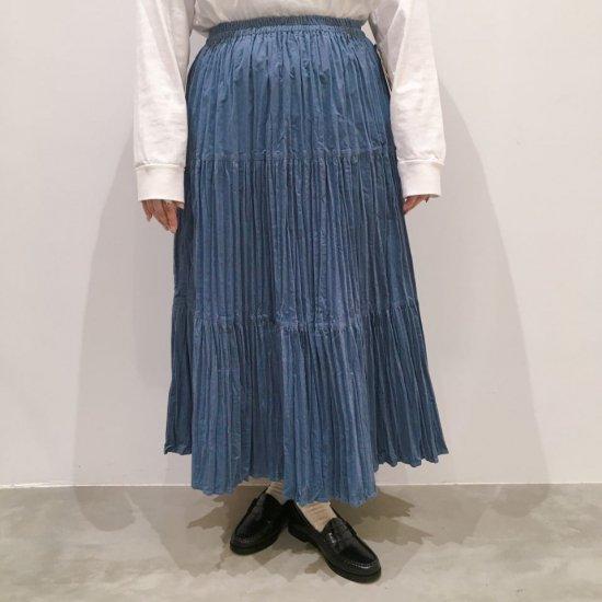 Rockmount - コーディロイ無地 3段ティアードスカート(rockmount9999) 正規取扱商品