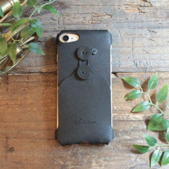 プエブロ iPhone Dress (iPhone7 / 8 / SE2 ケース)  / ブラック