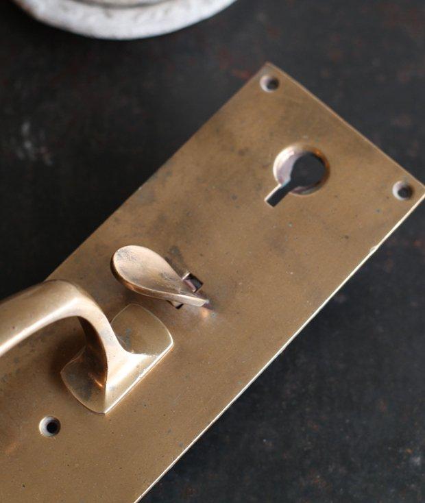 真鍮ドアハンドル[LY]