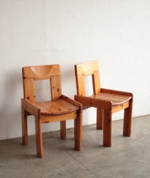 solid pine chair[LY]