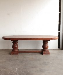 soild oak table[LY]