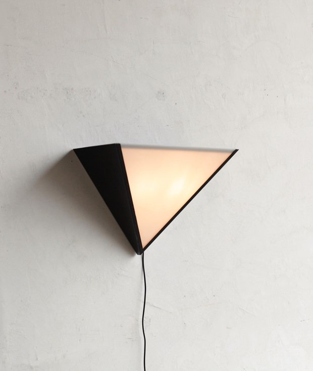 Inverted triangle lamp[LY]