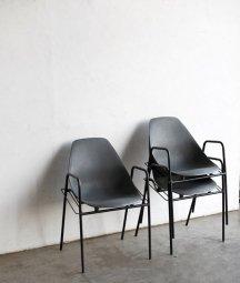 Stacking chair / Alladin Plastics[LY]