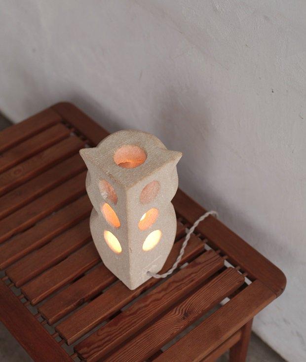 owl lamp / Albert Tormos[AY]