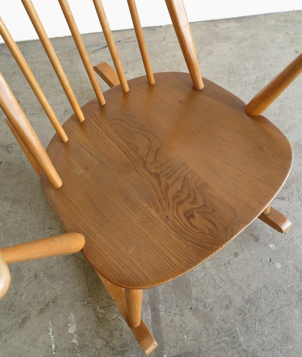 ERCOL quaker rocking chair[LY]