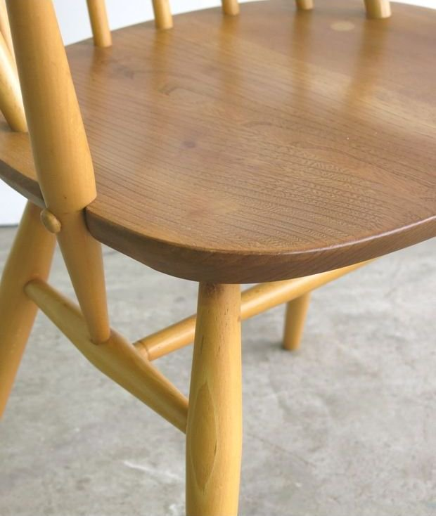 ERCOL 6back arm chair[LY]