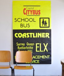 Bus sign[DY]