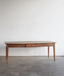solid elm table[AY]