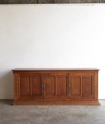 Solid oak sideboard[AY]