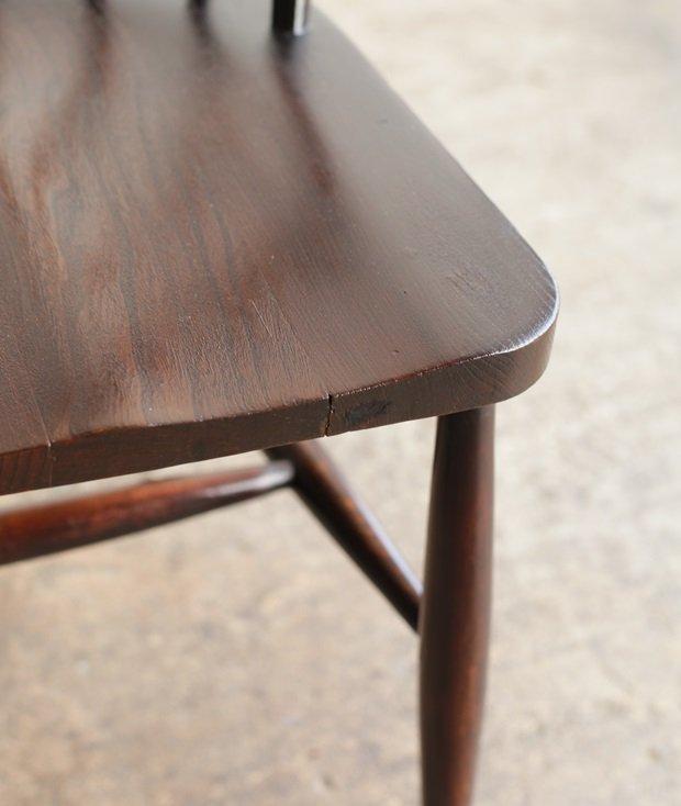 ERCOL 6back chair dark[LY]