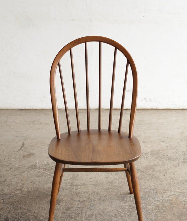 ERCOL 6back chair(large / midium brown)[LY]