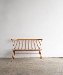 ERCOL love seat bench
