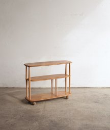 ERCOL trolley bookcase[AY]