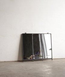 iron frame mirror[LY]