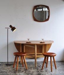pine stool[LY]