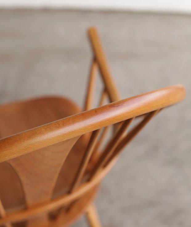 ERCOL chairmaker chair/ SH37[AY]