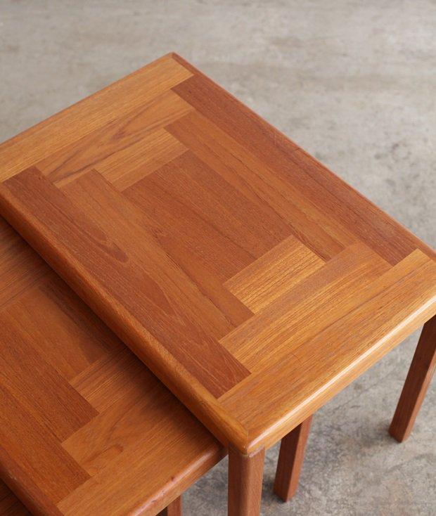 nest table / Vejle Stole & Mobelfabrik[LY]
