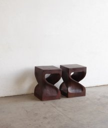 solid wood stool[DY]