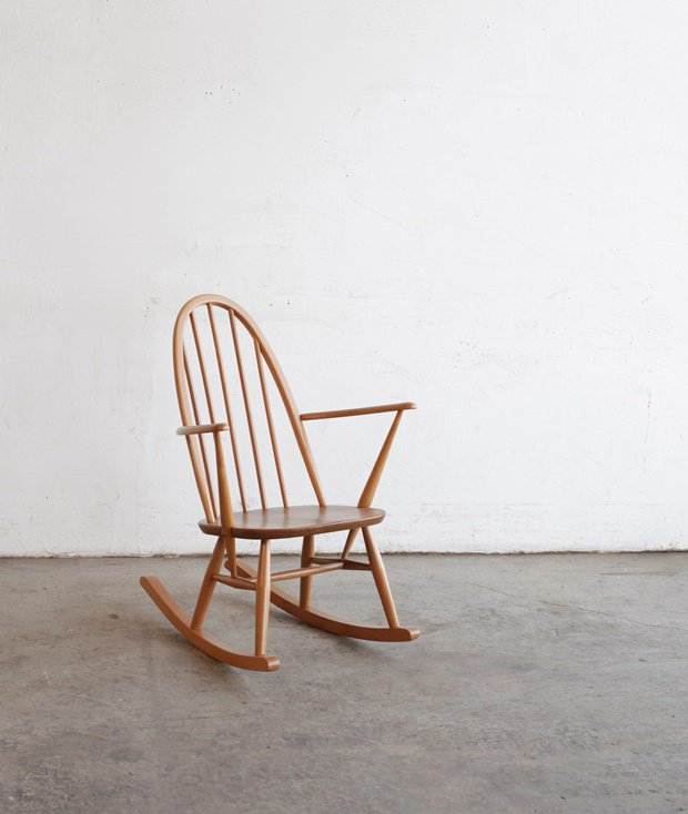 ERCOL quaker rocking chair[AY]