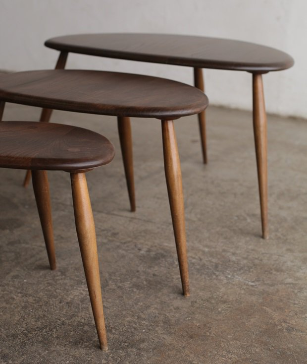 ERCOL Nest table[LY]