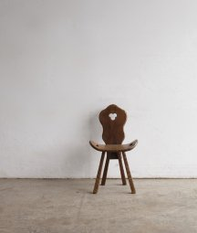 solid beech chair[LY]