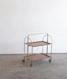 folding serve wagon[LY]