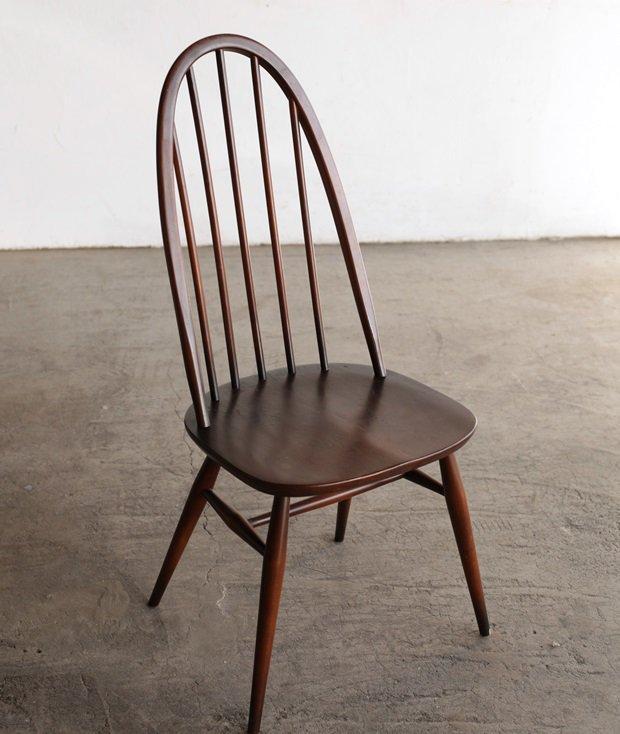 ERCOL quaker chair(mahogany)[LY]