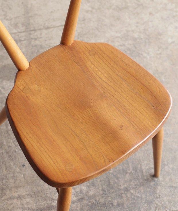 Single back chair