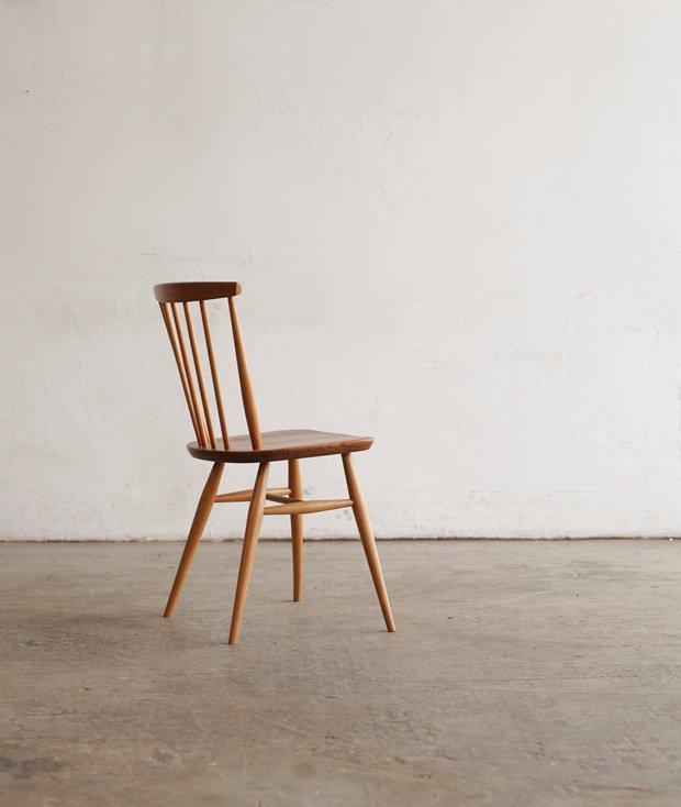 ERCOL fan back chair(6spoke)