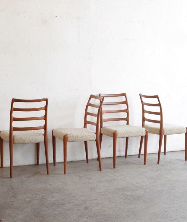dining chair / D-scan[AY]