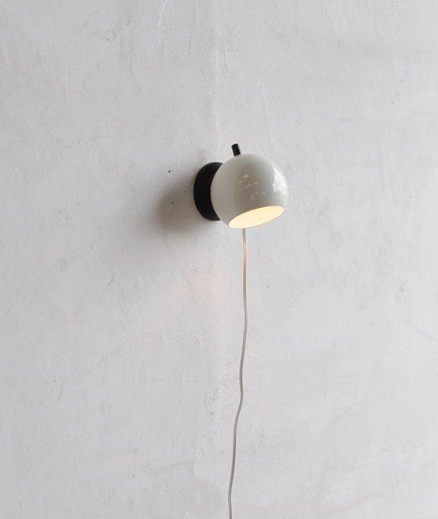 globe wall lamp / ABO randers[AY]