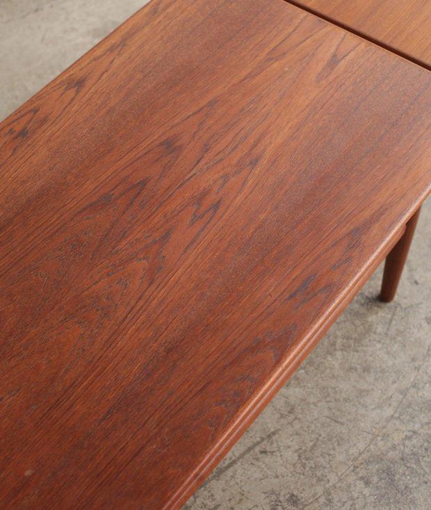 draw leaf coffee table/ Trioh[AY]